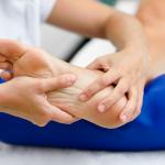 Остеопатия. Лечение плоскостопия